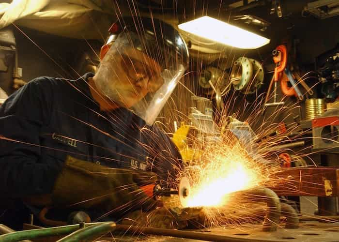 Prevención de un riesgo laboral