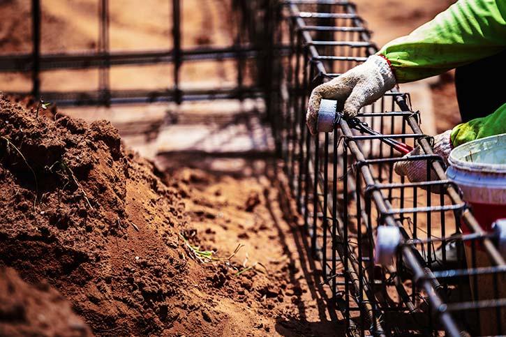 Modelo plan preventivo de riesgos en sector construcción.