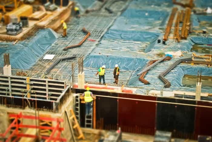 Prevenir riesgos laborales en en el sector de la construcción