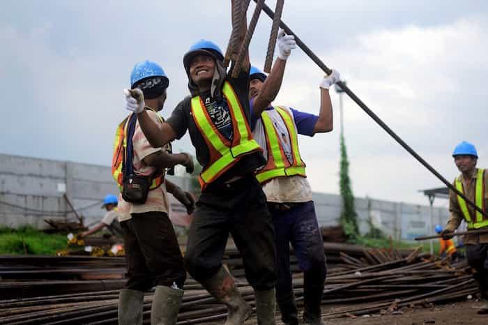 El recurso preventivo en una empresa de construcción