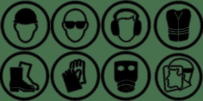 Normas para la utilización adecuada de los equipos de protección.