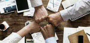 Unión en la empresa para la prevención de riesgos