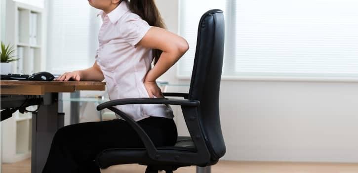 Cuáles son los riesgos laborales en una oficina