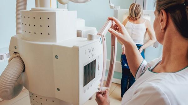 Riesgos laborales por exposición a rayos X