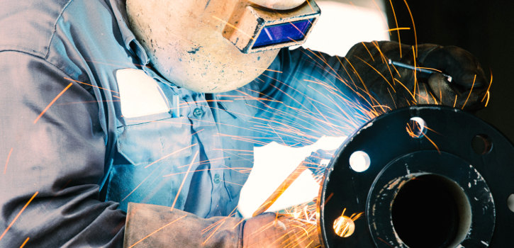 riesgos laborales físicos en el sector del metal