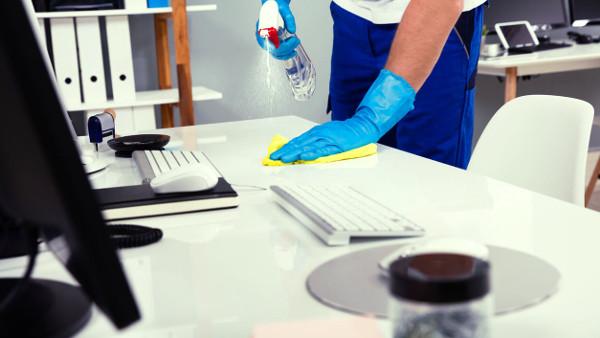 Orden y limpieza en el lugar de trabajo como condición de un entorno laboral seguro