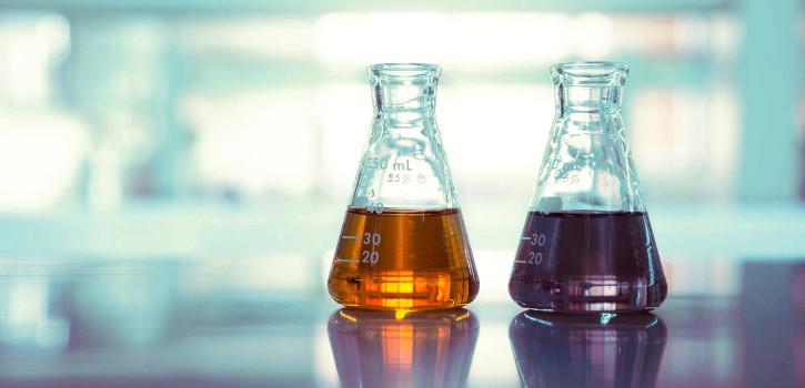 Manipulación de sustancias químicas con riesgo químico