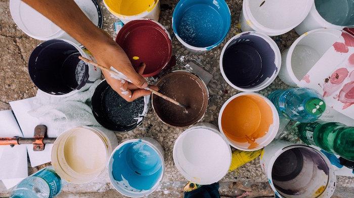 Riesgo de intoxicación en los trabajos de pintura