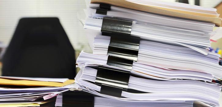 Documentación necesaria para una inspeccion de riesgos laborales