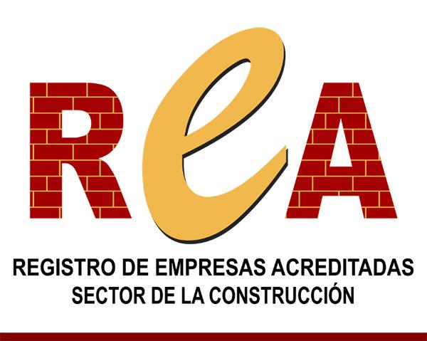 REA, acreditación para empresas del sector de la construcción